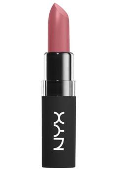 NYX NYX Velvet Matte Lipstick - Effervescent  Bubbleroom.se