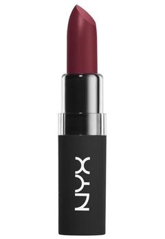 NYX NYX Velvet Matte Lipstick - Volcano  Bubbleroom.se