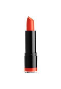NYX NYX Round Lipstick - Haute Melon  Bubbleroom.se