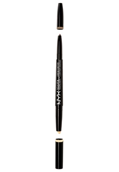 NYX NYX Sculpt & Highlight Brow Contour - Blonde/Ivory  Bubbleroom.se