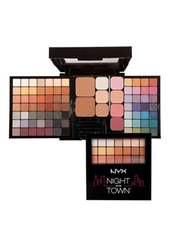 NYX NYX Set Makeup - Night On The Town  Bubbleroom.se