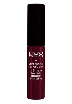 NYX NYX Soft Matte Lip Cream - Copenhagen  Bubbleroom.se