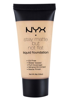 NYX NYX Stay Matte But Not Flat Liquid Foundation - Golden Beige  Bubbleroom.se