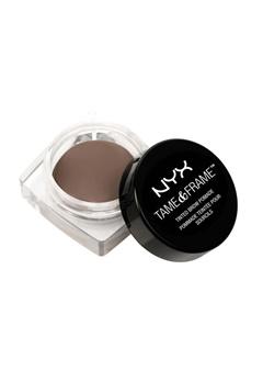 NYX NYX Tame & Frame Tinted Brow Pomade - Chocolate  Bubbleroom.se