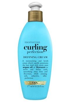 Ogx Ogx Argan Oil Defining Cream (117ml)  Bubbleroom.se