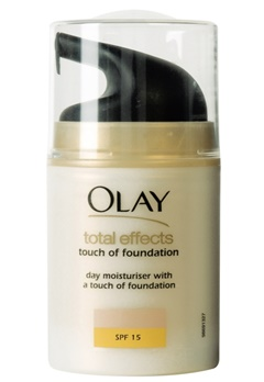 Olay Olay Total Effects Touch of Foundation Fair  Bubbleroom.se