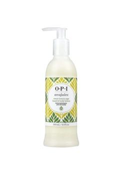 OPI OPI Avojuice Sweet Lemon Sage Hand & Bodylotion 250Ml  Bubbleroom.se