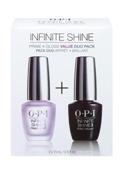 OPI OPI Infinite Shine Duopack Base & Topcoat  Bubbleroom.se