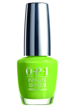OPI OPI Infinity Shine - To The Finish Lime!  Bubbleroom.se