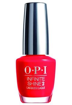 OPI OPI Infinite Shine - Unrepentantly Red  Bubbleroom.se