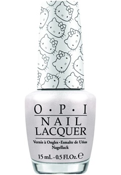 OPI OPI Kitty White  Bubbleroom.se
