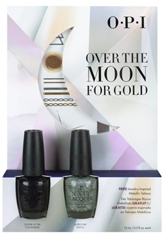 OPI OPI Over The Moon For Gold -2  Bubbleroom.se