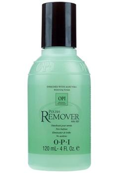 OPI OPI Polish Remover With Aloe Vera (120 ml)  Bubbleroom.se
