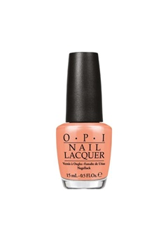 OPI OPI Retro Summer - I'M Getting A Tan-Gerine  Bubbleroom.se