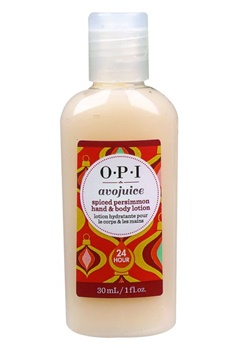 OPI OPI Spiced Persimmon Hand & Body Lotion (30ml)  Bubbleroom.se