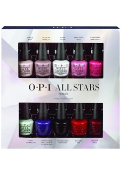 OPI OPI Starlight All Stars 10-Pack  Bubbleroom.se