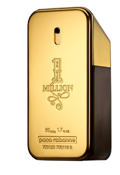 Paco Rabanne Paco Rabanne 1 Million Eau de Toilette Spray (50ml)  Bubbleroom.se