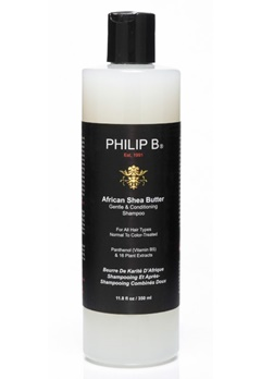 Philip B Philip B African Shea Butter Gentle And Conditioning Shampoo (350ml)  Bubbleroom.se