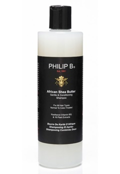 Philip B Philip B African Shea Butter Gentle And Conditioning Shampoo (60ml)  Bubbleroom.se