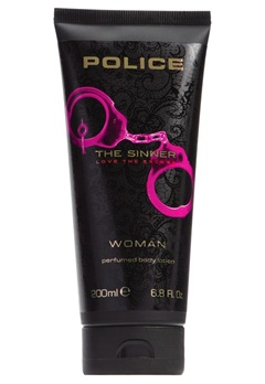 Police Police The Sinner Woman Body Lotion (200ml)  Bubbleroom.se
