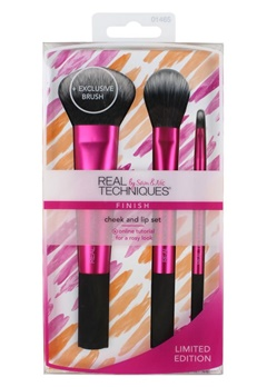 Real Techniques Real Techniques Limited Edition: Cheek And Lip Set  Bubbleroom.se