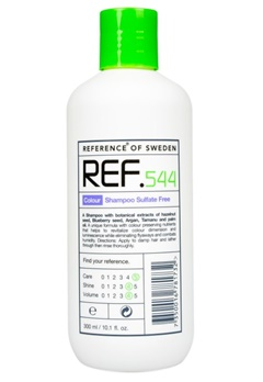 REF REF Colour Shampoo 544 (300ml)  Bubbleroom.se