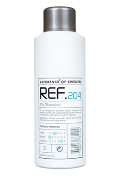 REF REF Dry Shampoo 204 (200ml)  Bubbleroom.se