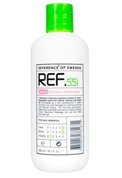 REF REF Repair Shampoo 551 (300ml)  Bubbleroom.se