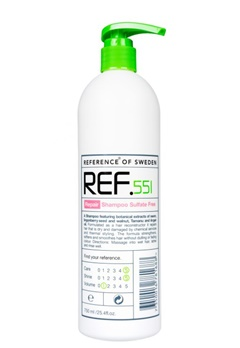 REF REF Repair Shampoo 551 (750ml)  Bubbleroom.se