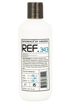 REF REF Silver Shampoo 343 (300ml)  Bubbleroom.se
