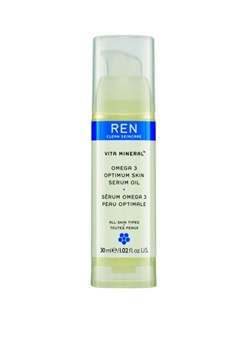 REN REN Vita Mineral Omega 3 Optimum Skin Serum Oil (30ml)  Bubbleroom.se