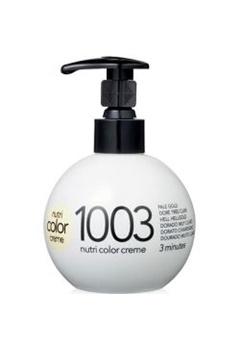 Revlon Professional Revlon Professional Nutri Color Creme 1003 Pale Gold 250ml  Bubbleroom.se
