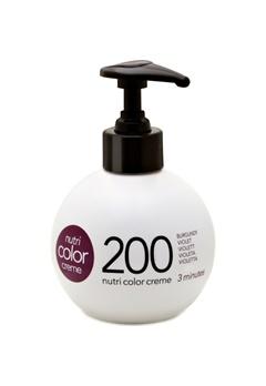 Revlon Professional Revlon Professional Nutri Color Creme 200 Burgundy Violet (250ml)  Bubbleroom.se