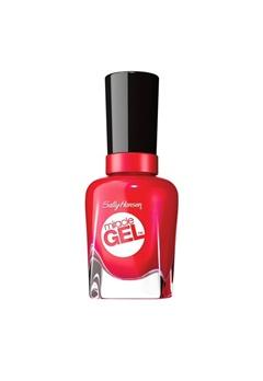 Sally Hansen Sally Hansen Miracle Gel - Red Eye  Bubbleroom.se