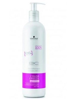 Schwarzkopf Schwarzkopf BC Color Freeze Color Shine Shampoo 500ml  Bubbleroom.se
