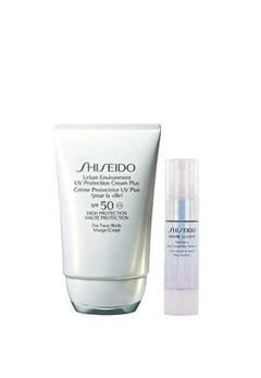 Shiseido Shiseido Gsc Urban Environment Uv Cream  Bubbleroom.se