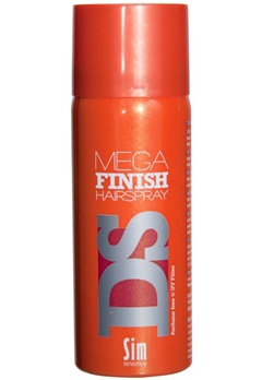 SIM Sensitive SIM Sensitive Dermasyd Mega Mini Finish Hairspray 50ml  Bubbleroom.se