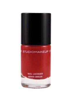 STUDIOMAKEUP Studiomakeup Nail Lacquer - Fiesta Red  Bubbleroom.se