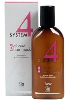 System 4 System 4 O Oil Cure Hair Mask 215 ml  Bubbleroom.se