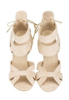 Truffle Sandaletter, Helen93 Ljust beige Bubbleroom.se