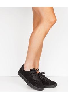 Truffle Sneakers, Strut2 Svart Bubbleroom.se