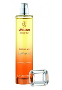 Weleda Weleda Eau Naturelle Parfumee Jardin De Vie Agrume  Bubbleroom.se
