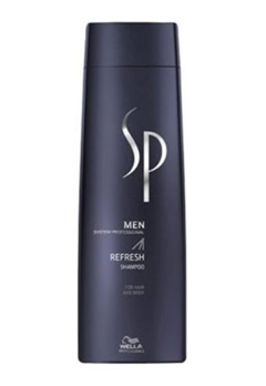 Wella Wella Sp Refresh Shampoo For Men  Bubbleroom.se
