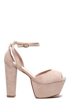 Jeffrey Campbell Perfect-2 Shoes Nude Bubbleroom.se