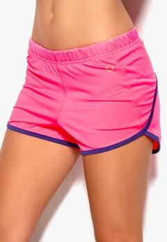 Drop of Mindfulness Varrior Sport Shorts Pink Bubbleroom.se
