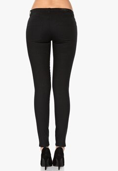 Sally & Circle Liv Black Jeggings Black Bubbleroom.se