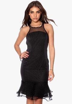 Y.A.S Life Dress Black Bubbleroom.se