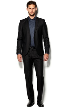 SELECTED HOMME One Mylo Logan Blazer Black Bubbleroom.se