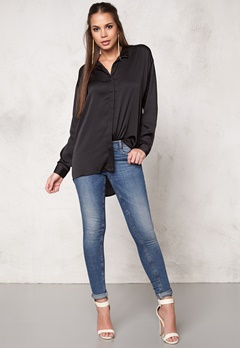 Make Way Arden Shirt Black Bubbleroom.se