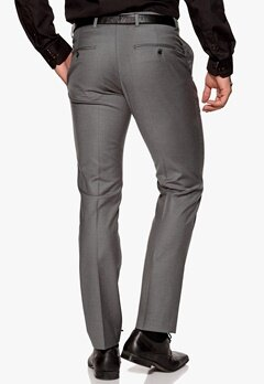 SELECTED HOMME One Mylo Logan Trousers Grey Bubbleroom.se